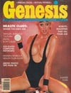 Genesis January 1984 magazine back issue