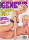 Greta & Cindy magazine cover Appearances Genesis # 26 - November 1999