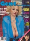 Gent April 1990 magazine back issue