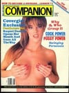 Gentleman's Companion August 1990 magazine back issue cover image