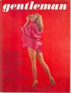 Gentleman June 1962 magazine back issue