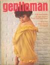 Gentleman August 1962 magazine back issue