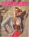 Gentleman October 1962 magazine back issue