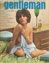 Gentleman January 1965 magazine back issue cover image
