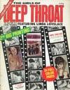 Girls of Deep Throat # 1 magazine back issue