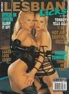 Lisa Lipps Girls/Girls # 12, 1997 - Lesbian Licks magazine pictorial