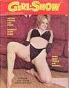Girl Show # 4 magazine back issue