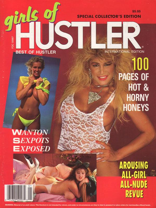 Girls of Hustler # 1 thumbnail