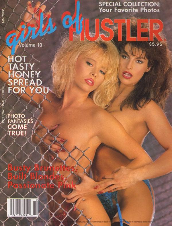 Girls of Hustler # 10 thumbnail