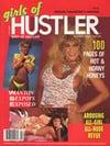 Girls of Hustler # 1 magazine back issue