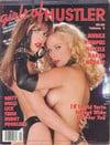 Girls of Hustler # 5 magazine back issue cover image