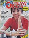 Girls of Outlaw Biker # 1 magazine back issue