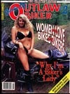 Girls of Outlaw Biker # 2 magazine back issue