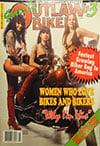 Girls of Outlaw Biker # 3 magazine back issue