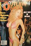 Girls of Outlaw Biker # 4 magazine back issue