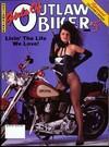Girls of Outlaw Biker # 5 magazine back issue