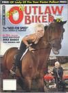 Girls of Outlaw Biker # 7 magazine back issue