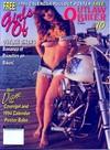 Girls of Outlaw Biker # 10 magazine back issue