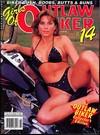 Girls of Outlaw Biker # 14 magazine back issue