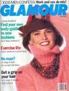 Glamour January 1989 magazine back issue