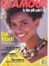 Glamour May 1989 magazine back issue
