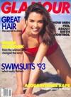 Glamour June 1993 magazine back issue