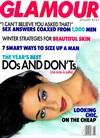 Glamour January 1995 magazine back issue