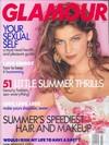 Glamour July 1997 magazine back issue