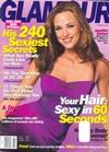 Glamour February 2003 magazine back issue