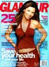 Glamour October 2003 magazine back issue