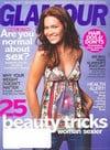 Glamour February 2006 magazine back issue