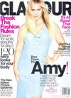 Glamour August 2015 magazine back issue
