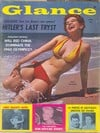 Glance April 1960 magazine back issue cover image