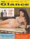 Glance October 1960 magazine back issue cover image