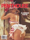 Girls of Penthouse July 1992 magazine back issue