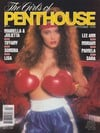Girls of Penthouse September 1992 magazine back issue