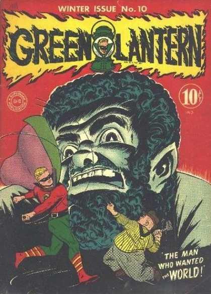 Green Lantern Original A1 Comix Comic Book Database