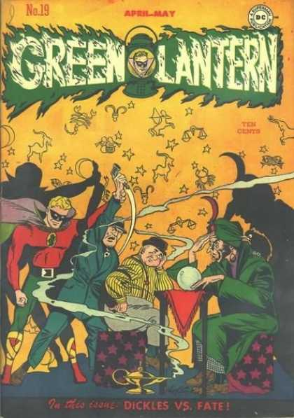 Green Lantern Original A1 Comix Comic Book Database
