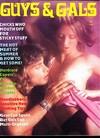 Guys & Gals August 1977 magazine back issue