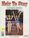 Hair to Stay # 19 - Fall 1999 magazine back issue cover image
