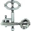 hanayama puzzles, metal puzzle by puzzlemaster, key2