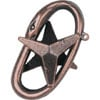 hanayama puzzles, metal puzzle by puzzlemaster, star