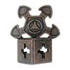hanayama puzzles, metal puzzle by puzzlemaster, o'gear Puzzle