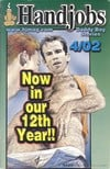 Handjobs April 2002 magazine back issue