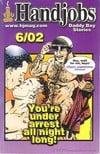 Handjobs June 2002 magazine back issue