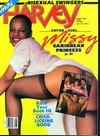 Harvey August 1987 magazine back issue