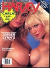 Harvey November 1988 magazine back issue