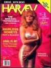 Harvey November 1990 magazine back issue