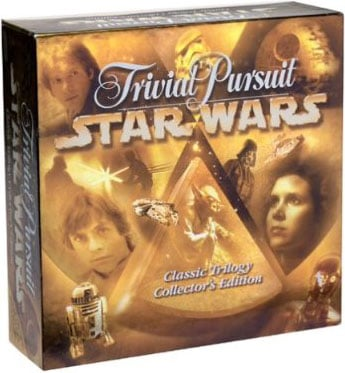 trivial pursuit star wars classic trilogy collectors edition a galaxy far far away hornabbot hasbro trivia-game-trivial-pursuit-star-wars