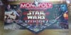 monopoly-game-star-wars-episode-1,monopoly board game star wars episode 1 collectors edition a galaxy far far away hasbro boardgame